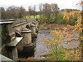 NZ0561 : Bywell Bridge by Jonathan Thacker