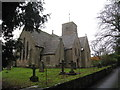 NZ0461 : Bywell, church of St. Andrew by Jonathan Thacker