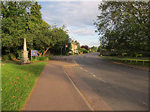 TL4262 : Girton war memorial by Hugh Venables
