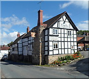 SO3958 : Grade II listed The New Inn, Pembridge by Jaggery