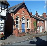 SO3958 : Pembridge Methodist Chapel by Jaggery