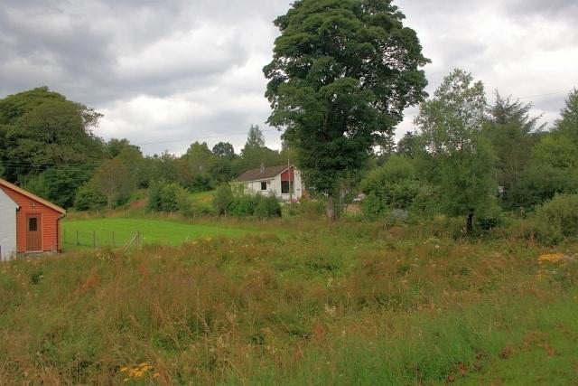 Old Croft near Scotstown