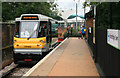 SO9084 : Parry People Mover at Stourbridge Town by roger geach
