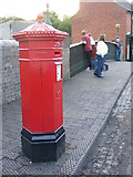 SO9491 : Victorian Postbox by Gordon Griffiths