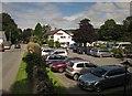 ST1400 : Car park, Otter Inn, Weston by Derek Harper