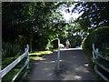 TL2148 : Path, John O'Gaunt Golf Club by JThomas