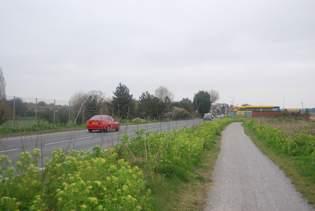 National Cycle Route 1 / Thanet Coastal Path