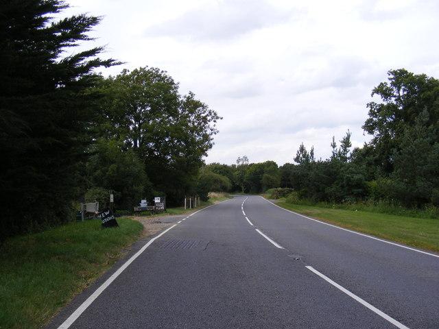 A144 Halesworth Road
