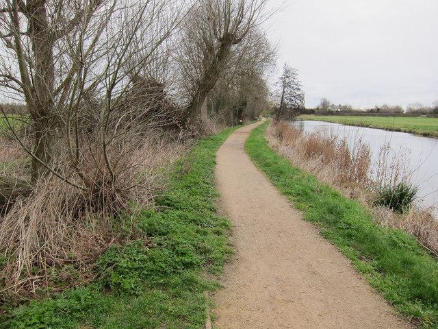 Cyclepath to Waterbeach