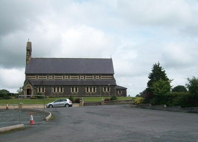St Brigid's Church, Kilgarry