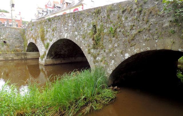 The Regent Bridge, Dromore