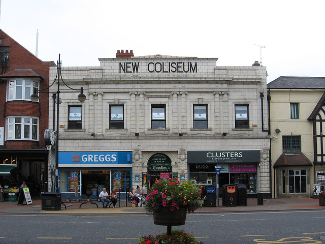 Whitley Bay - New Coliseum