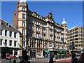 NZ2463 : Newcastle-upon-Tyne - County Hotel by Dave Bevis