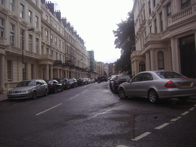 Chilworth Street, Paddington