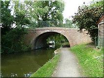SP6989 : Bridge 3, Grand Junction Canal (LNUC) - Market Harborough Arm - Black Horse Bridge by Mr Biz