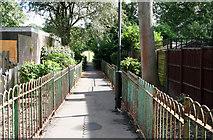 TQ3870 : Ravensbourne:  Green Chain Walk by Dr Neil Clifton