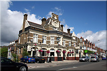 TQ3674 : South London:  The 'Brockley Jack' by Dr Neil Clifton