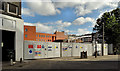 J3373 : Hotel site, Dublin Road, Belfast (1) by Albert Bridge