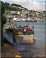 SX8851 : Lower vehicle ferry, Kingswear by Derek Harper