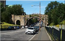 NS6065 : Wishart Street and the Bridge of Sighs by Lairich Rig