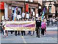 SJ8497 : Lib Dems, Manchester Pride Parade 2012 by David Dixon
