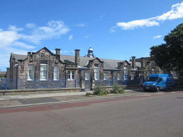Spittal Community First School
