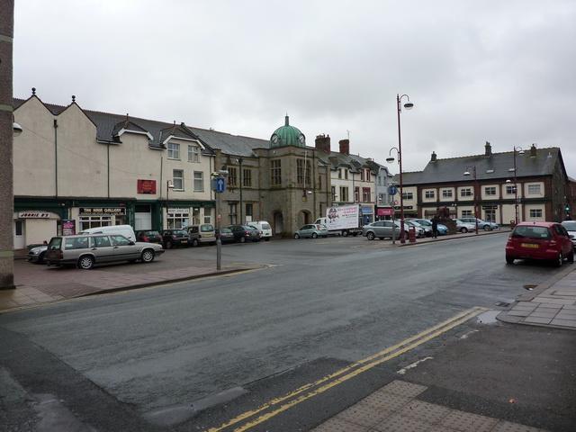Market Square, Millom