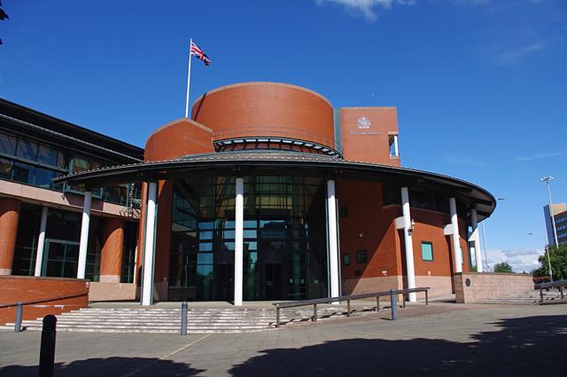 Preston Law Courts