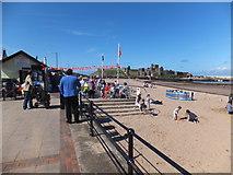 SC2484 : Activity on Peel Promenade by Richard Hoare
