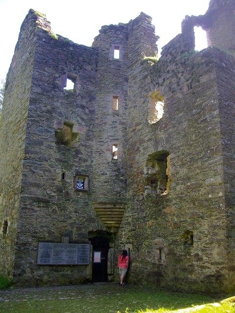 Sorbie Tower House