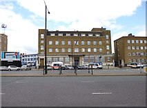 TQ3780 : Limehouse Police Station by Mike Faherty