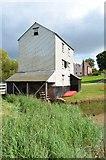 TM0819 : Thorrington Tide Mill by Ashley Dace