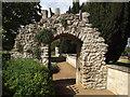 SU4997 : Abingdon Abbey - Relict Gateway by Colin Smith
