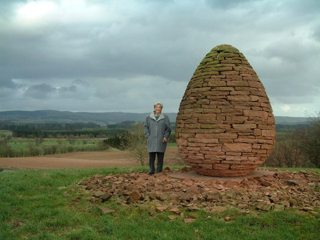 What Degrees Is It Outside >> Penpont Cairn © James Allan cc-by-sa/2.0 :: Geograph ...
