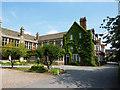 SK9872 : Headmaster's House by Richard Croft