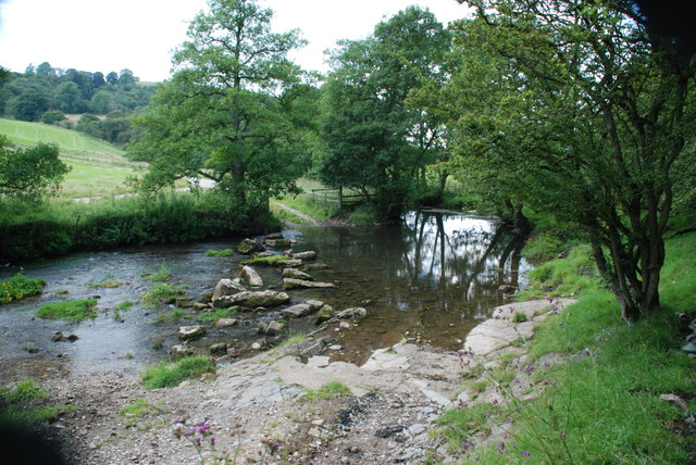 Ford at Hartington