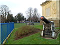 SO5139 : Two naval cannon, Nelson's Column, Hereford by Jaggery