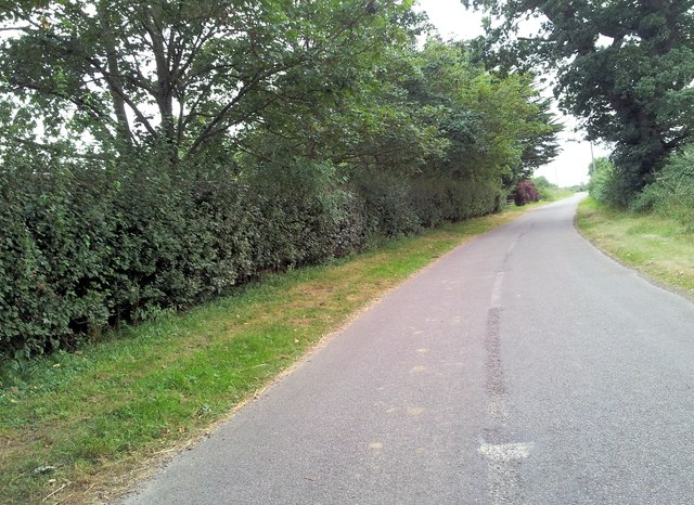 Further along Low Road