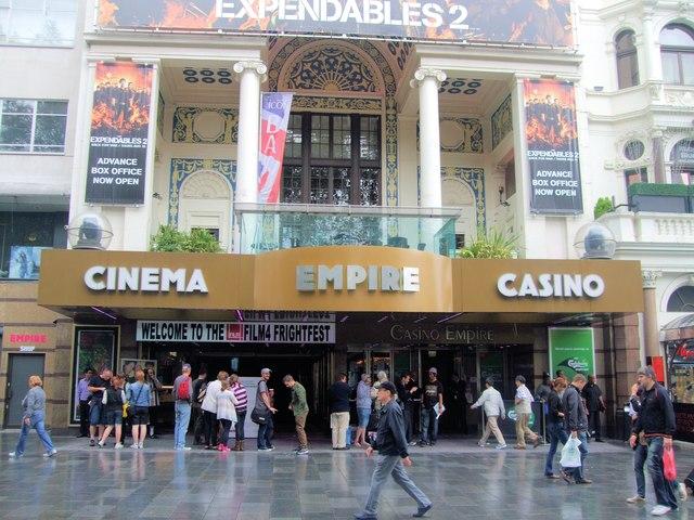 Empire Cinema, Leicest...