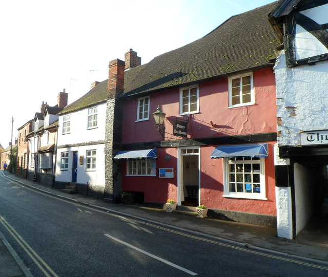 Buttery Tea Rooms, Newent