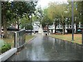 TQ2980 : Leicester Square by Paul Gillett