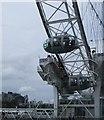 TQ3079 : Pods on London Eye by Paul Gillett