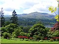 SD3195 : Coniston Water from near Brantwood House by David Lewis