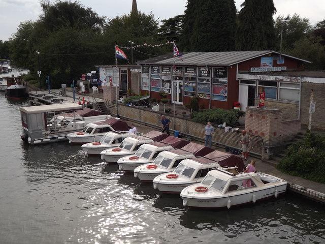 Abingdon Boat Centre