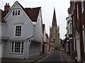 SU4996 : East Saint Helen Street by Colin Smith