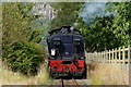 SH5738 : Arriving at Porthmadog by Peter Trimming