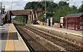SE4711 : South Elmsall station by roger geach