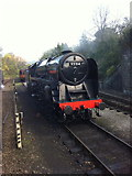 NZ8205 : Cock O' The North at Grosmont by Andrew Abbott