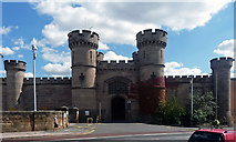 SK5803 : Prison, Welford Road, Leicester by Stephen Richards