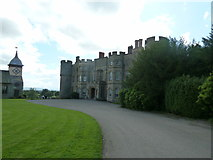SO4465 : Croft Castle by Dave Spicer